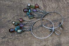 Bohemian Festive Jewelry www.DeboraPortelaStudio.etsy.com
