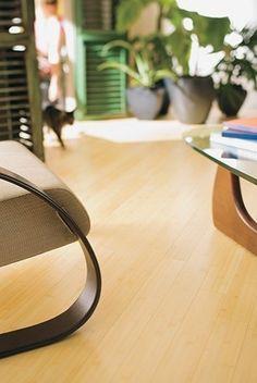 light bamboo floor for hall, kitchen, bathroom, living room