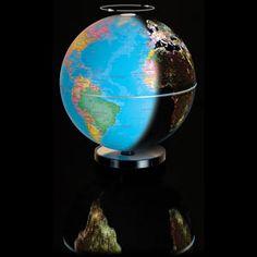 City Lights Globe from ThinkGeek