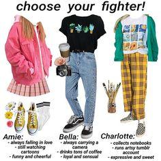 I choose bells hbu? Estilo Grunge, Grunge Goth, Aesthetic Fashion, Aesthetic Clothes, Mode Style, Style Me, 90s Fashion, Fashion Outfits, Fashion Black