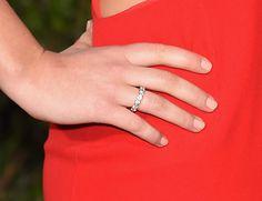 Pin for Later: Mit diesen Maniküren verpassen die Stars ihrem Look den letzten Schliff Jennifer Lawrence, Golden Globe Awards