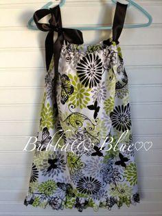 yo elijo coser: Cómo hacer un vestido de verano para niña