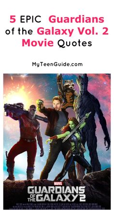Check out 5 of the most memorable Guardians of the Galaxy Vol. 2 quotes and conversations that give you all the superhero feels!