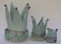more of jeanne's crowns