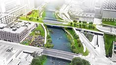 River Edge Ideas Lab highlights 27 potential projects to enhance the Chicago River -