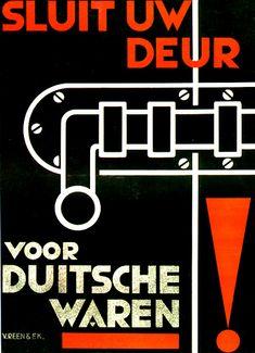 Dutch minimalist graphic design