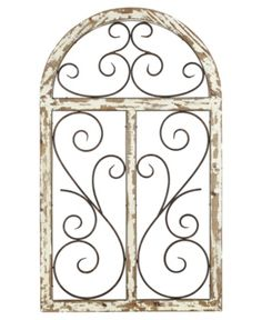 Aspire Home Accents Framed H x W Country Wood Wall Panel at Lowe's. The Rosalie arch wall decor is the perfect choice if you're going for a look that's in line with today's modern rustic farmhouse style. Arched Wall Decor, Frame Wall Decor, Wood Wall Decor, Frames On Wall, Wall Décor, Wall Art, Window Frames, Wood Panel Walls, Metal Walls