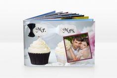 Das Mini Fotobuch von fotoCharly für Ihre schönsten Hochzeitserinnerungen. Mini, Decor, Pictures, Thanks Card, Place Cards, 50th Wedding Anniversary, Favors, Card Wedding, Getting Married