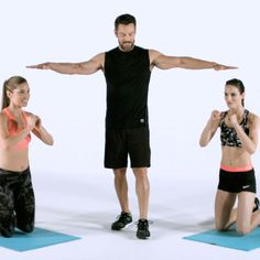 The three-month Summer Shape Up series is back! Your trainer for the first installment is Tony Horton, the pro behind body-makeover blockbuster To get you bikini-ready, he's designed eight fast 15 Min Workout, Workout Schedule, Workout Videos, Monthly Workouts, Workout Calendar, Full Body Circuit, Tony Horton, Body Makeover, Hiit