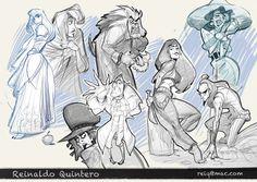 Reinaldo Quintero's Art