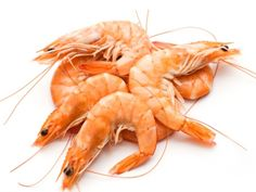 Prawns are naturally very low in fat, but can be quite high in cholesterol – there is around 195mg per 100g of meat. However, this is still less than a single egg. They're brilliantly versatile – you can swap them out for chicken or fish in most of the dishes you would cook – and they are rich in zinc, iron and omega-3 fatty acids. Prawns are also quite handy as they can be bought ready-cooked or cooked up in a matter of minutes. Don't over-cook them though ...