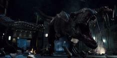 Jurassic World – Il Regno Distrutto, che paura il nuovo Trailer italiano !