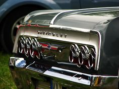 backend of 64 impala ss