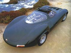 Jaguar XJ13 V12 Prototype Sports Racer 1966