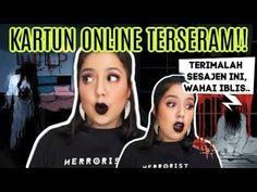 KARTUN Online TERSERAM!! | #NERROR - YouTube Videos Please, Webtoon, Acting, Horror, Youtube, Rocky Horror, Youtubers