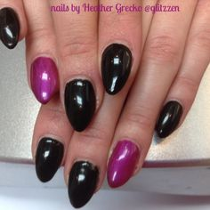 LCN's Berry Punch and Black!