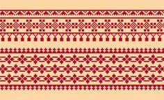 Russian embroidery  borders
