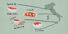 10 of Italy's Most Iconic Tomato Dishes & Where They Came From on Food52