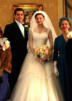 Mona Lisa Smile~ Wedding Dress Movie Wedding Dresses, Wedding Movies, Elegant Wedding Dress, Wedding Gowns, 50s Wedding, Wedding Things, Elegant Dresses, Wedding Ideas, Mona Lisa Smile