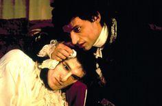 FARINELLI: IL CASTRATO, Stefano Dionisi, Enrico Lo Verso, 1994, © Sony Pictures Classics