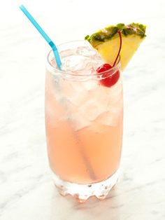 Drink our Color of the Month! This peachy-hued cocktail features tequila, coconut rum and peach schnapps. (http://www.hgtv.com/entertaining/sneaky-tequila/index.html?soc=Pinterest)