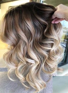 22 Amazing Ideas For Blonde Highlights 2018