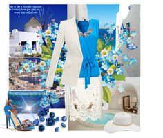 """Греция. GREECE"" by milaja ❤ liked on Polyvore"