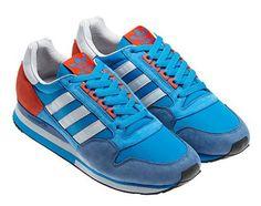 Adidas Originals – Spring/Summer 2012 – ZX 8000 + ZX 500