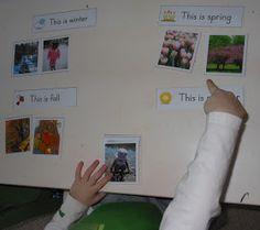 Montessori on a Budget blog: Dressing for the Season: Montessori Practical Life