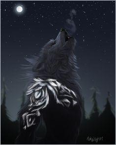 Black as the Night