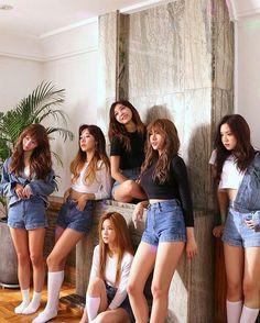 43 Best Apink Images Kpop Girls Pink Panda Korean Girl