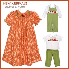 #SayHello2Fall Farm and Leaves Collection by Vive La Fete!