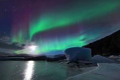 I want to go somewhere -- anywhere -- to see the Northern Lights just once!