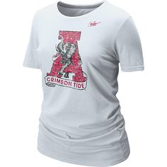 you can never have too many bama shirts :)