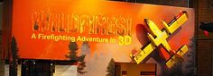 A Fire Fighting Adventure in Our newest attraction features an intense presentation PACKED with special effects galore! The film tells the story of 3d Presentation, Heritage Center, Natural Resources, Special Effects, Firefighter, Ministry, Ontario, Centre, Aviation
