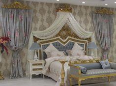 Kervansaray yatak odası gurubu.