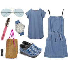 I'll buy the croissants!, created by fabuluz on Polyvore