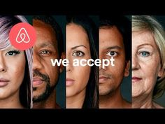 We Accept | Airbnb