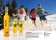 The sweet sensation