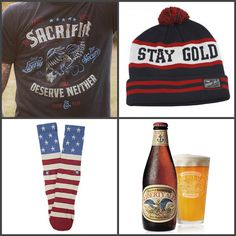 Dress Code - 2014 Winter Olympics #StrawCastleDesign #BennyGold #AnchorBrewing @Stance  #USA #Olympics