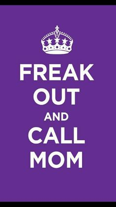 Call your Mum ❤