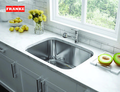 Cleaning Franke Sinks : Spring cleaning tips for your granite or stainless steel Franke sink!