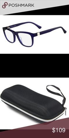 Eyeglass Frames Calvin Klein Eyeglass Frames. Factory packed and barcoded in  plastic zip. Ships b779b521bf11