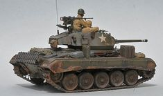 US Light Tank M-24 'Chaffee'