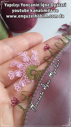 Thread Art, Needle And Thread, Diy And Crafts, Arts And Crafts, Needle Lace, Bargello, Baby Knitting Patterns, Tatting, Couture