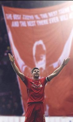 "Steven Gerrard ""The first time I played for Liverpool was a dream come true. Everything else after that was a bonus"""
