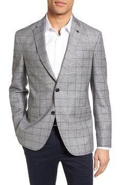 Ted Baker London for Men Linen Sport Coat, Engagement Outfits, Classic Outfits, Shirt Shop, Best Brand, Mens Suits, Ted Baker, Style Me, Suit Jacket
