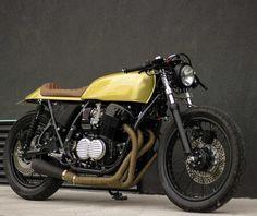 Honda CB750 - Purebreed Fine Motorcycles - Silodrome