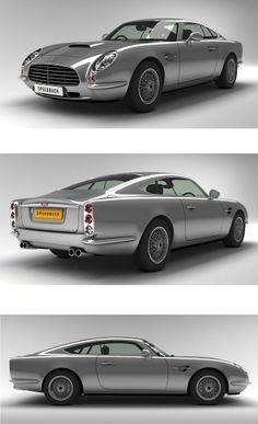 DAVID Brown Speedback Classic European Cars, Custom Classic Cars, Old Classic Cars, Vintage Cars, Antique Cars, Automobile, Bond Cars, Aston Martin Lagonda, Motorcycle Design