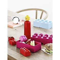 Fiambrera de LEGO